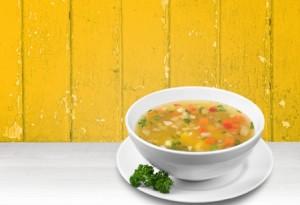 summer veg soup